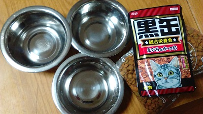 猫の餌代節約