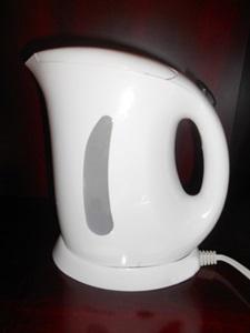 電気ケトルで紅茶