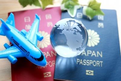 パスポート取得した