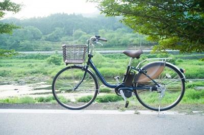 電動自転車が欲しい