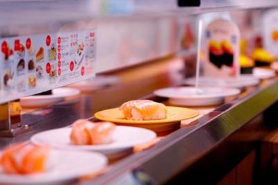 回転寿司 コロナ