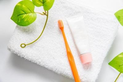携帯歯ブラシ