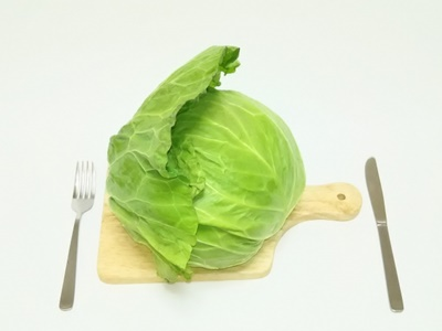 カット野菜よりキャベツひと玉の方が得
